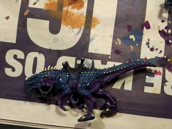 Raptor - bones