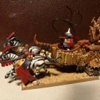 Prelate on War Altar - Araby