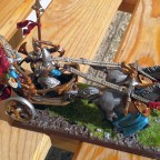 Reaver Chariot with Mage