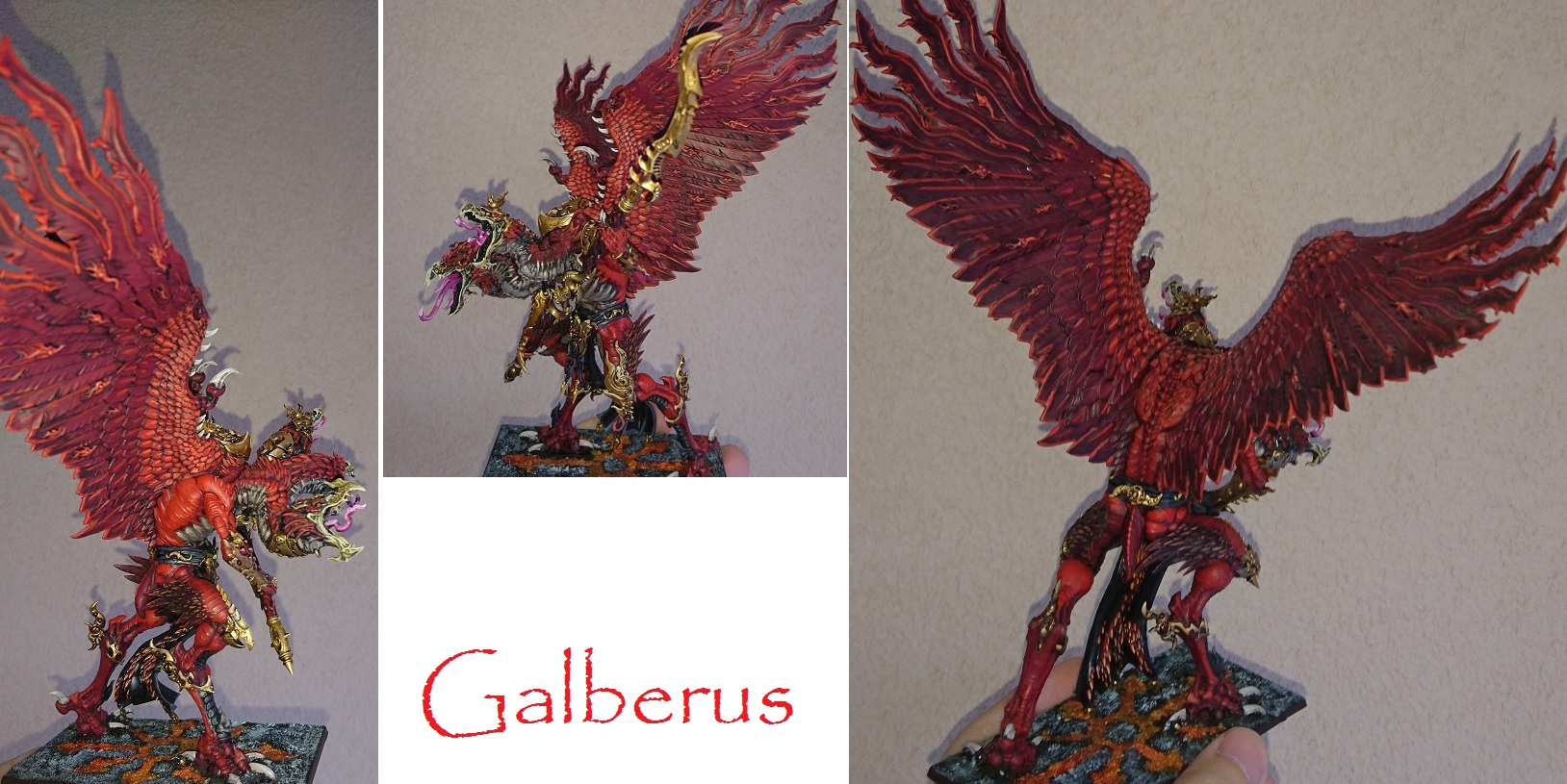 Galberus the Hellkeeper