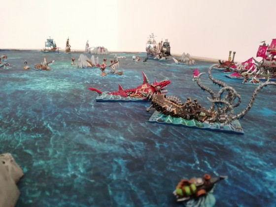 Naval battle detail 7