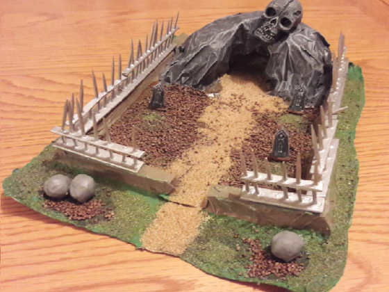 Necro Graveyard - Phase 7