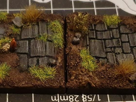 Bases for Ogres