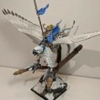 Forrest Prince on Eagle King 1