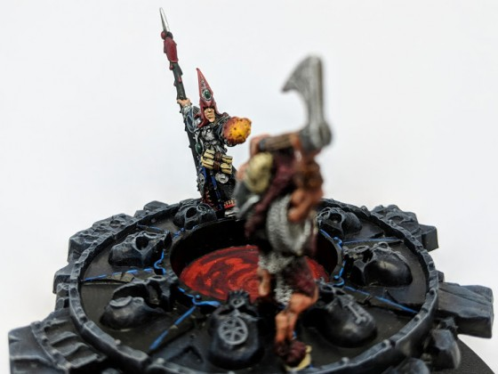 Call to Paint: The Dual