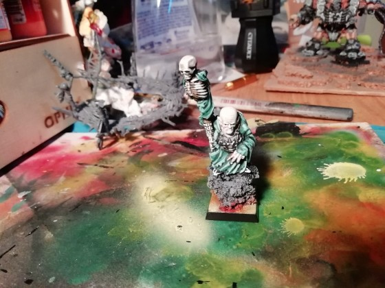 Inferal Dwarf Occultism Prophet
