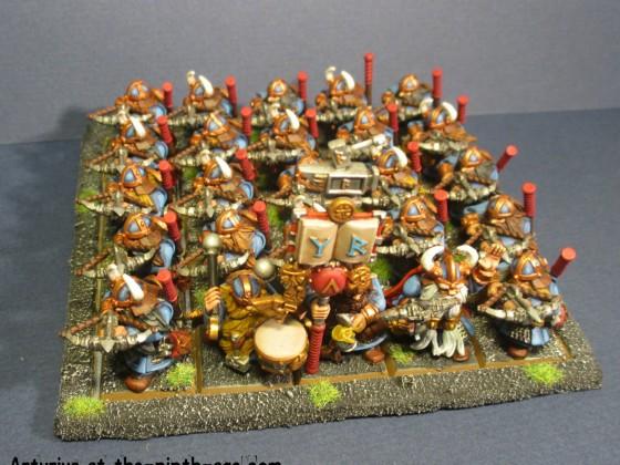 Dwarf Clan Marksmen 2