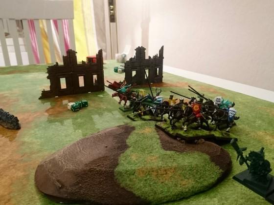 The Battle of Fredricksberg - 2v2 1000pts