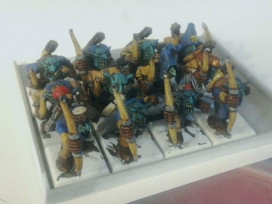 Goblin Archers of Blackwater Tribe