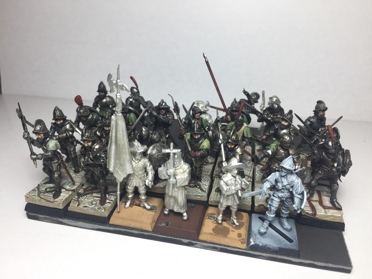 Conquistador Imperial Guards