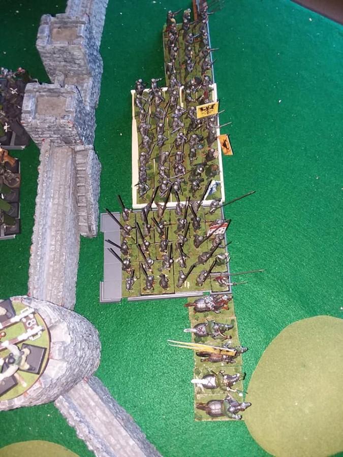 Uradel's Army
