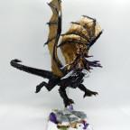 Legion Legate/Warlock Outcast on Dragon - Légat de la Legion/Sorcier sur Dragon