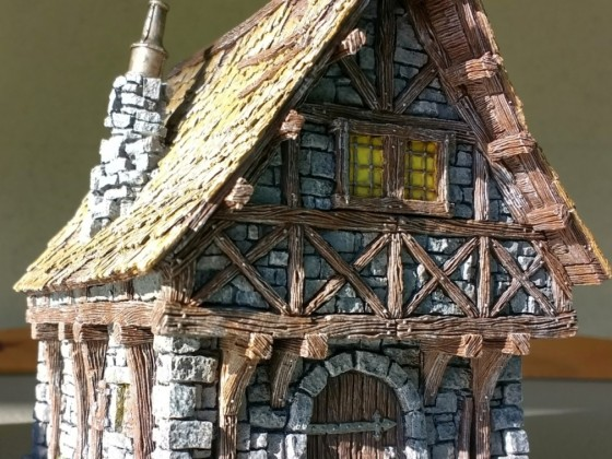 Townhouse - Tabletop World