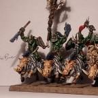 Savannah Zebroar Riders