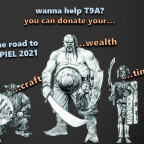 support T9A at the Essen Spiel convention
