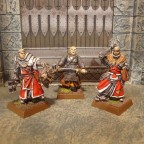 MOM Miniatures & Games Workshop Preachers