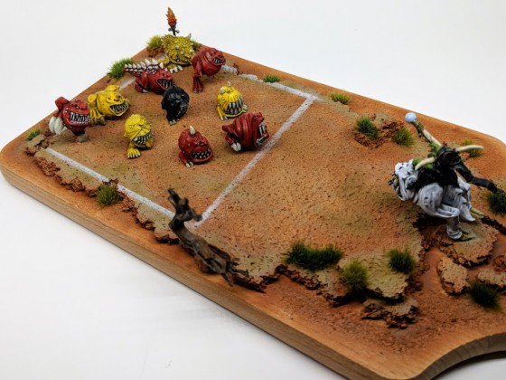 Call to Paint: Diorama Models