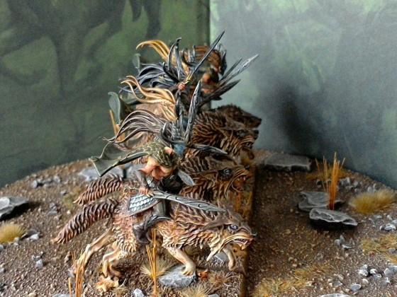 Skarloc the Wanderer's Kindred