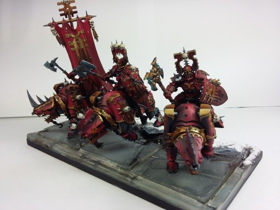 Axel Vicious' Crusher Knights