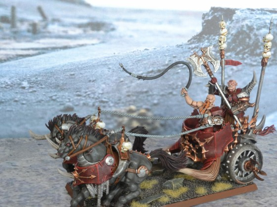 Wrath Chariot