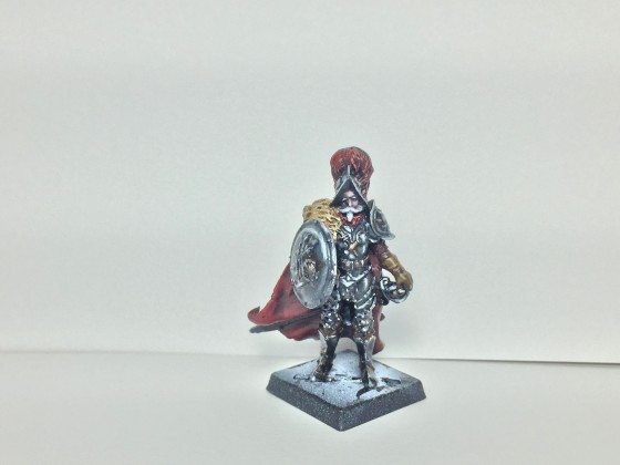 Conquistador marshal