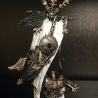 Harbinger of True Chaos Battle Standard Bearer