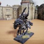 Dread Prince on Horse