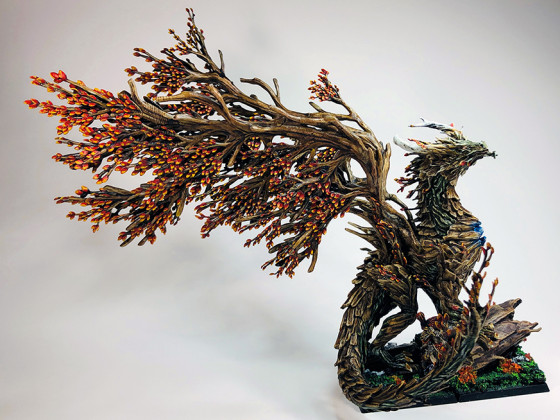 Forest Dragon 2
