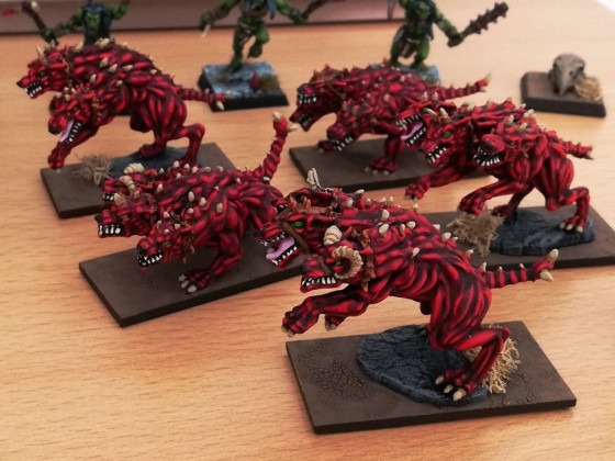 Cultists - Hellhounds