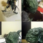 Fleshing out the Great Green Idol, Step 8: The Bag of Souls