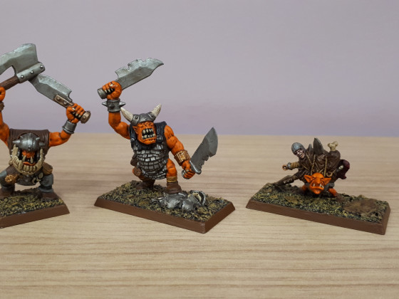 Orcs and units filers