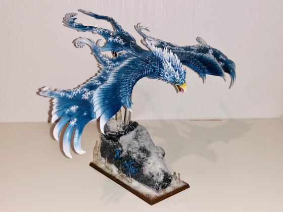 Frost Phoenix - Calcathin