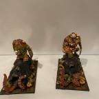 Harbingers on Dark Pulpit