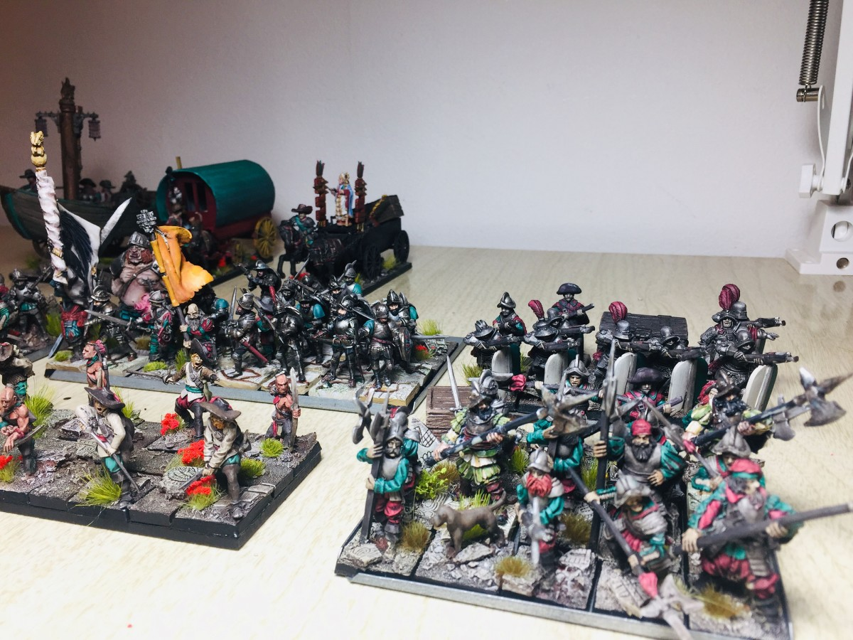 Scorbol Army