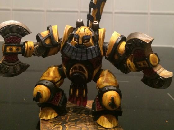 Armoured Giant/ Vizier om Bull BSB