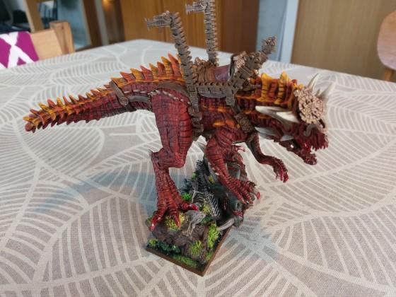 Alpha Carnosaur 1