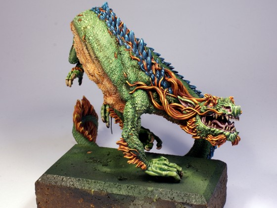 Dragon for the Dragon Empire