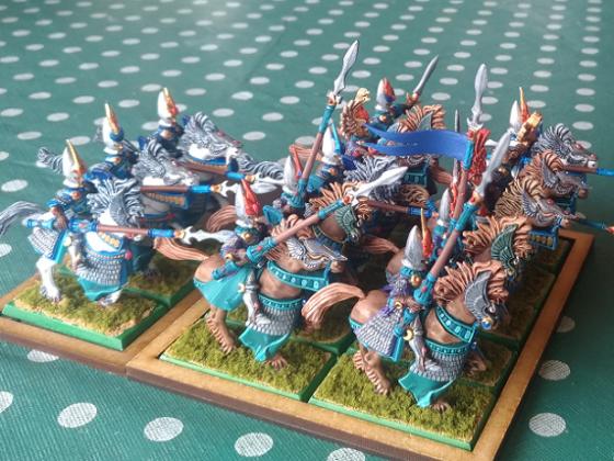 Highborn Lancers (side)