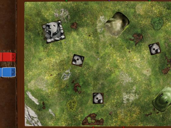 QS terrain examples