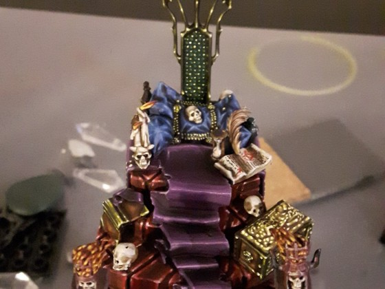 Throne of the countess of Lust