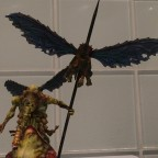 Harbinger on Flying Beast of Prophecy BSB