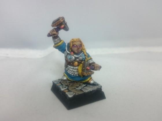 Aresia, Dwarf Thane
