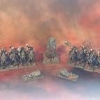 Barbarian Horsemen and fillers