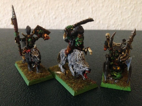 Riding Goblins Chiefs