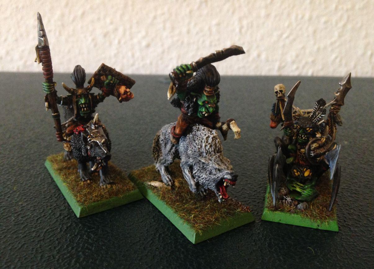 Riding Goblins Chiefs