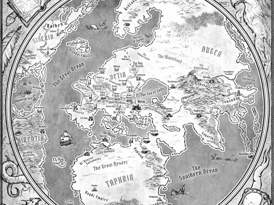 Worldmap_B&W