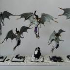 Dread Elves Harpies - Harpies Elfes Noirs