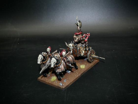 Warriors of the Dark Gods (WDG) - Warrior Chariot
