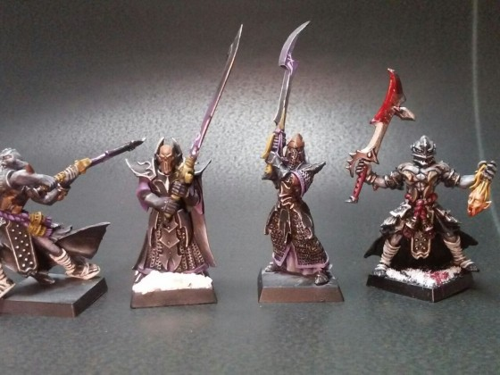 Dread Elves Executioners
