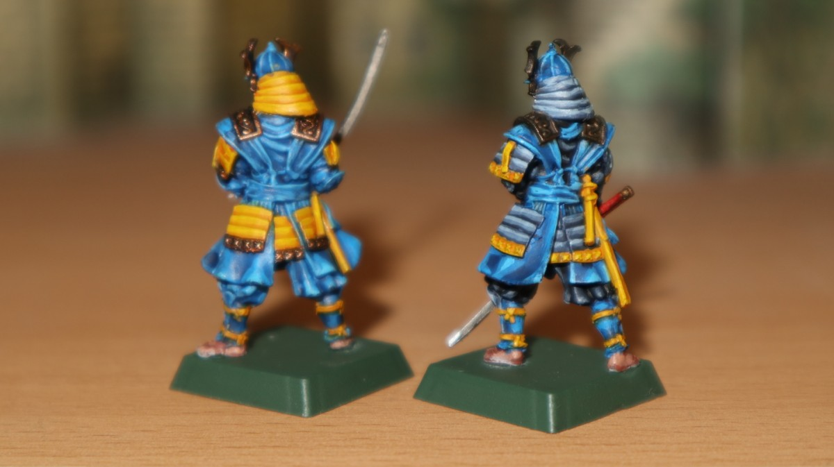 Blademasters (aka Imperial Guard)